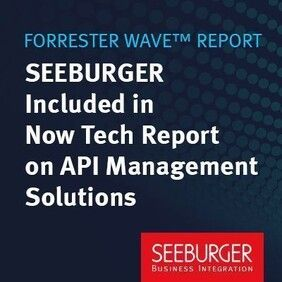 SEEBURGER Included in Now Tech Report on API Management Solutions
