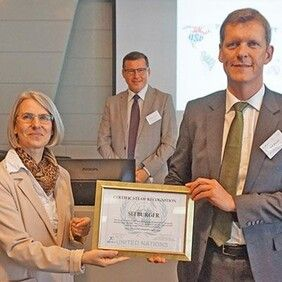 SEEBURGER receives certificate from the United Nations for best practice in UN/EDIFACT